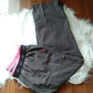 Koi Scrub Pants. Size 2X